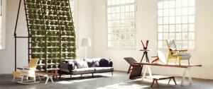 коллекция мебели Vieques для Kettal 2012, дизайн Патриции Уркиолы
