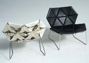кресла Antibodi для Moroso 2006, дизайн Патриции Уркиолы