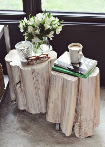 tree-stump-side-tables-a-beautiful-mess